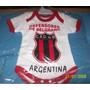 Camiseta Body Bebe Defensores De Belgrano