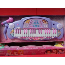 Organo Princesa Con Microfono ! Disney