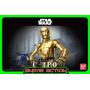C3-po Star Wars 1/12 Kit Bandai Anime Action Argentina