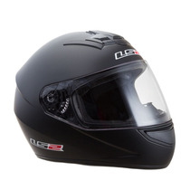 Casco Ls2 Ff350 Single Mono. Moto Delta Tigre