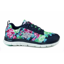 Zapatillas Skechers Flex Appeal- Wildflowers