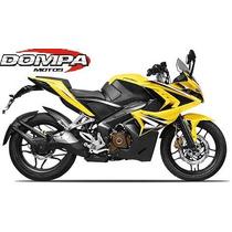Bajaj Rouser 200 Rs 2016 Rs200 Nuevo Modelo Dompa Motos