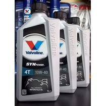 Aceite Sintetico 100% Valvoline 10w 40 Origen Holanda Ryd