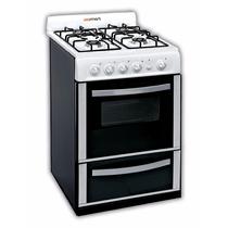 Cocina 4 Hornallas 56cm Martiri Smart White,12ctas S/interes