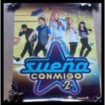 Inconseguible Poster Promo Sueña Conmigo 2 No Dvd Ni Cd