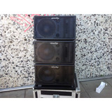 Bafle Line Array Block Curvo & Eighteensound (10 O 12 Pulg)