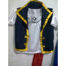 Disfraz De Jack El Pirata!!!