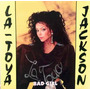 La Toya Jackson Cd Bad Girl Hermana De Michael Jackson