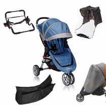 Coche Baby Jogger City Mini Full Envio Gratis Tienda Love