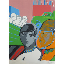 Matilde Grant Serigrafia 68/100 50x40