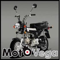 Moto Mondial Dax 70 0 Km Motovega Financio Solo Con Dni