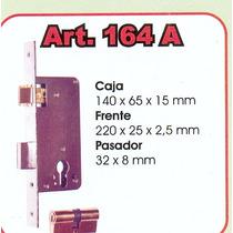 Cerradura Automatica Cierra Sola 164 A Ideal Consorcio