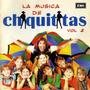 Chiquititas Cd Vol. 2 Romina Yan Cris Morena 1996 Nuevo