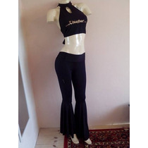 Conjunto Pantalon Top Danza Arabe