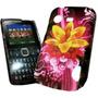 Cover Acrilico Laser Samsung E2222 Chat222 C/diseño Mod70