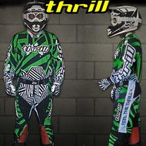 Conjunto Pantalon Y Buzo Motocross Thrill Atv 2014 Fasmotos