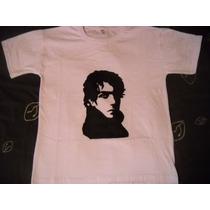 Remera Pintada A Mano De Syd Barrett