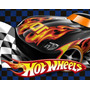 Kit Imprimible Candy Bar Golosinas De Hot Wheels Unico