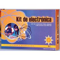 Kit Para Armar Circuitos Eléctricos Ciencias Para Todos Tv