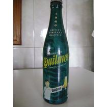 Botella De Cerveza Quilmes Edicion Limitada Milenio 1960