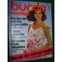 Revista Burda Completa Con Moldes Moda Ropa Costura 6/81