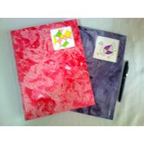 Libro De Firmas Cuaderno Artesanal Tamaño A4