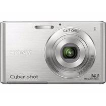 Cámara Fotográfica Digital Sony Cyber-shot 14.1 Mega Pixels
