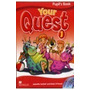 Your Quest 1 - Stundents Book + Activities - Macmillan