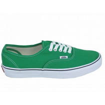 Zapatilla Vans Authentic Green