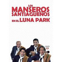 Los Manseros Santiagueños En El Luna Park - Dvd