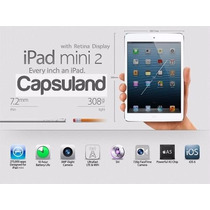 Nuevo! Ipad Mini 2 4g 16gb Retina Garantia Apple! 12 Cuotas!