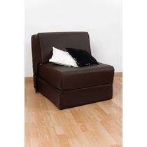 Sillon sofa cama 1 cuerpo una plaza con colchon buen for Mercadolibre sillon cama una plaza