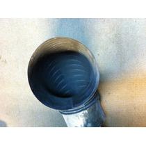 Codo Zinc 15,5cm De Circ Angulo Ext De 50cm