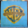 Enorme Cartel De Chapa Publicidad Warner Bros. Pictures