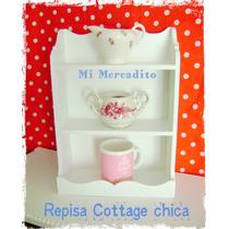 Repisa Cottage Chica - Repisa Pequeña