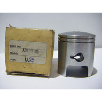Piston Kit Perno Aros Seguros Suzuki Adress 100cc