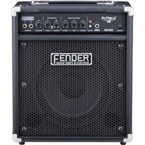 Combo Fender Para Bajo Rumble 30, 30 Watts Parlante De 10