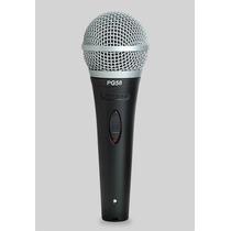 Microfono Shure Dinámico Cardioide Para Voces Pg-58 Lc