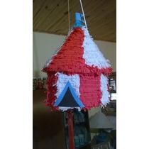 Piñatas De Carpas... De Circo Y Teepee