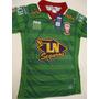 Camiseta De Huracan Tbs Verde Suplente 2015+numero De Regalo