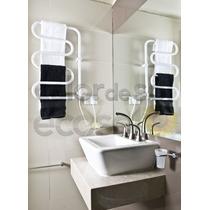 Toallero Calefactor Ecosol Para Baño Asua 125w