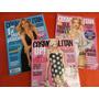 Cosmopolitan Lote De 3 Revistas Año 2015 Excelentes