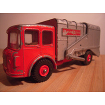 Antiguo Camion Residuos, Matchbox England,king Size,12cm