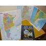 Atlas Y Mapas Politico Y Fisico De Argentina Lote