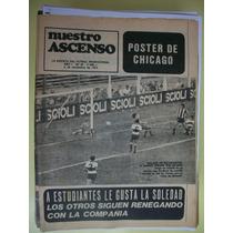 Revistas Nuestro Ascenso Digitalizadas Años 1974/75/76