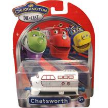 Chuggington : Trencito Christian - Minijuegosnet