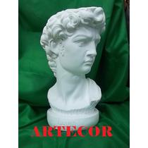 Bustos En Yeso, David, Venus De Milo, Tutankamon, Cleopatra