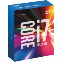 Procesador Intel Core I7 6700k - 4.0 @ 4.2ghz 8mb 6xta Gen