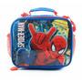Spiderman Lunchera Infantil Modelo 2016 Original Marvel
