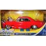 1967 Chevy Nova Chevrolet Coupe Bigtime Jada 1/24